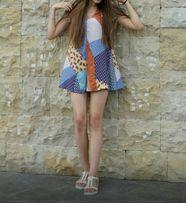 Ромпер комбинезон женский Zara trafaluc размер M