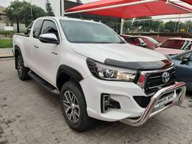 2019 TOYOTA HILUX 2.8 GD6 XTRAL CAB