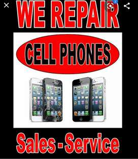 Cellular Repairs to all makes of phones