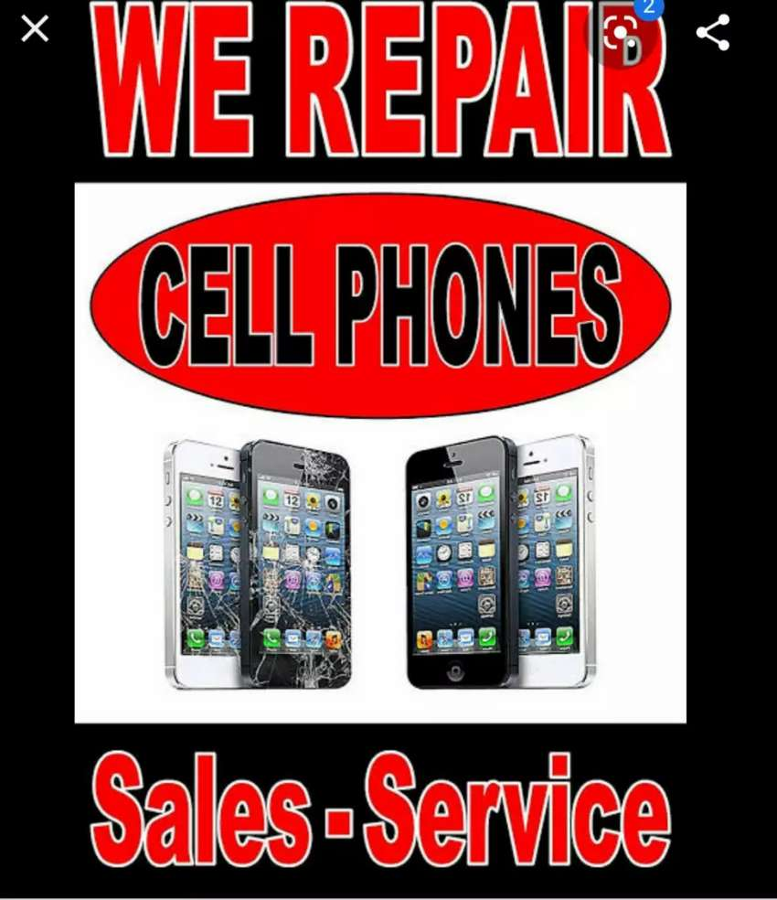 Cellular Repairs to all makes of phones 0