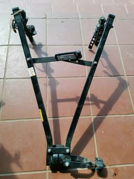 2 rack tow bar bicycle carier