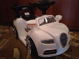 Електоромобиль Bugatti