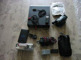 Комплект видео камера Panasonic и магнитафон Sony