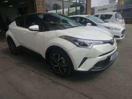 2019 Toyota C-HR 1.2 Engine