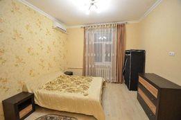Сегодня свободная! Уютная,двухкомнатная люкс класса на улице Соборная!