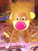 Мягкий лев, львёнок игрушка