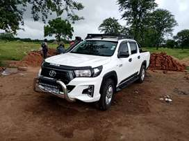 Toyota hilux gd6 legend 50