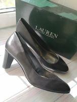 Кожаные туфли Ralph Lauren Оригинал 40-40,5 размер