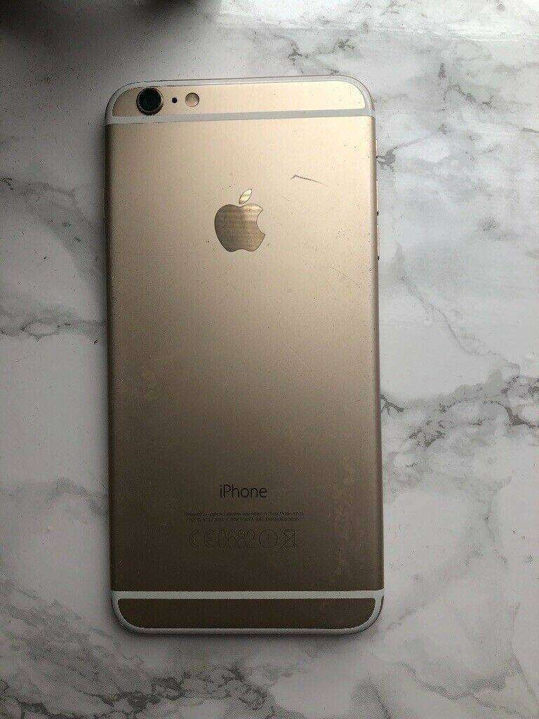 iPhone 6 Plus 64gb negotiable on watsapp 0