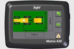 Matrix 430 GPS Навігатор Teejet Курсоуказатель для параллельного вожде
