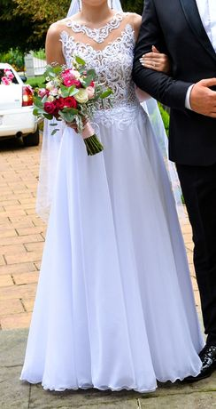 Suknia ślubna Chełm - image 2