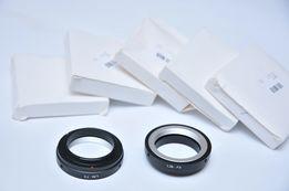 L39-FX Адаптер Leica Fujifilm Fuji X-Pro1 X-E1 X-E2 X-M2 X-M m39 FX