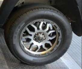 """17"""" mags and tyres"""