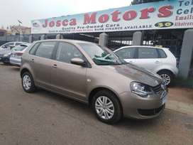 2017 Volkswagen Polo Vivo Hatch 1.4 Comfortline