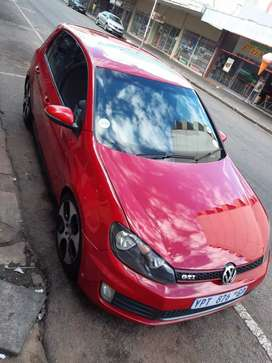 Gti golf 6 for sale 2009