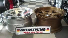 AUTOSTYLING EL-VOLKS 17 & 18'S - BIG SELECTION OF EXCLUSIVE MAGS