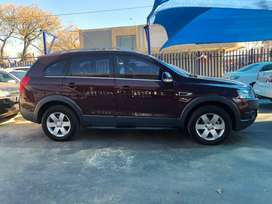 2011 Chevrolet Captiva 2.0 Automatic