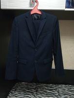 Школьный костюм varden темно синий р 164-170 см для худого парня
