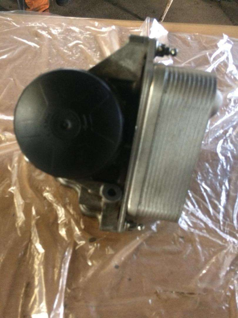 BMW E90 325i N52 oil cooler for sale 0