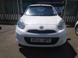 Used 2012 Nissan micra 1.2i with 102000km