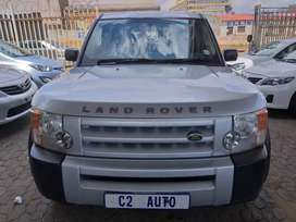 2008 Land Rover Discovery3 VC Automatic