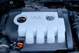 Мотор (двигатель) Volkswagen Passat B6 2.0 TDi (BKP). Одесса.Идеальный