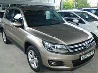 Image of VW Tiguan 2.0L TDI