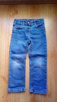 Spodnie dżinsowe roz 104 dla dziewczynki