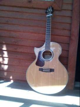 Cort NDX20 Solid Top Acoustic-Electric Guitar