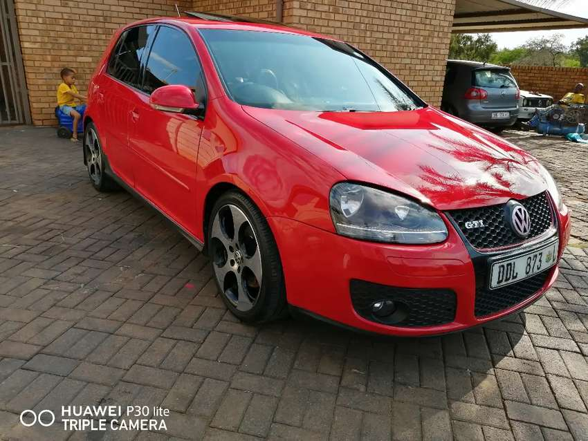 Golf 5 gti for sale.