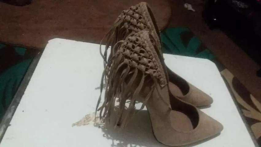 Privileged high heels shoes Size 8