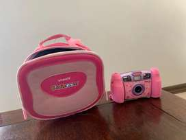 Toddlers first Camera