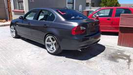 Bmw 325i E90, 6 speed for sale