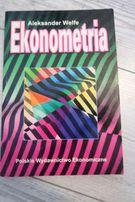 Ekonometria Aleksander Welfe stan bardzo dobry