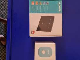 Huawei LTE Router and Signal amplifier