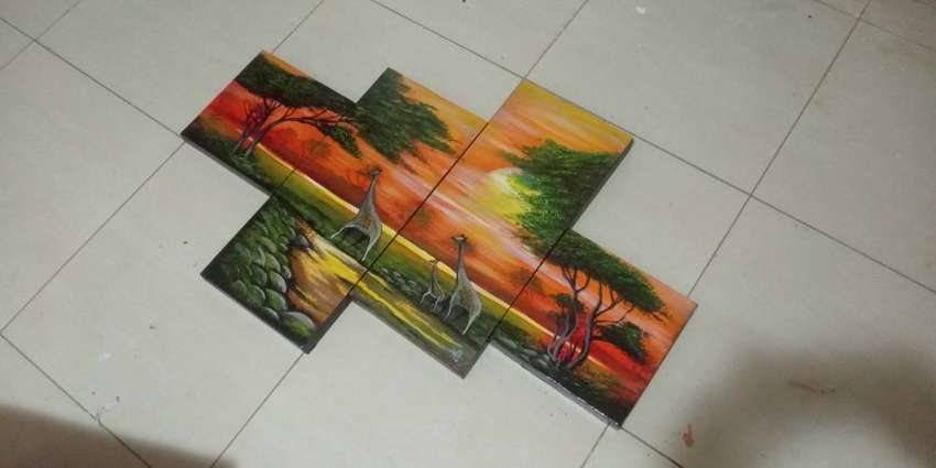 Quality hand made paintings 0
