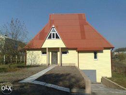 Будинок з гаражом 240 м.кв