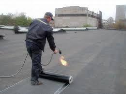 ремонт крыш еврорубероидом,гидроизоляция