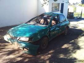 Nissan sentra GA16 carb moter in running condition