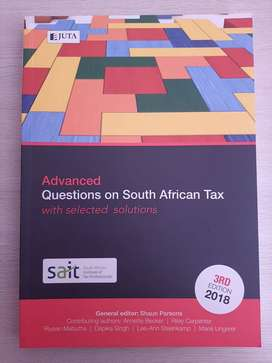 Taxation questions book for sale!!