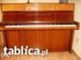 Pianino Calisia do sprzedania.