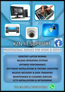 PC REPAIRS & SOFTWARE UPGRADES