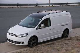 VW Caddy Roofrails