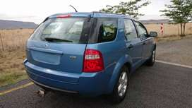 2006 Ford Territory A/T