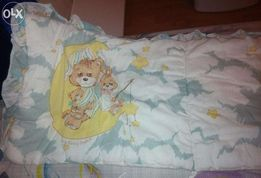 защита на детскую кроватку или стульчик, сл размеры