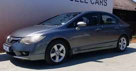 2009 Honda Civic 1.8 I Vtec Automatic