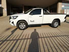 Toyota GD6 2,4 Deseal 2017 for sale in good condition