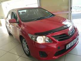 2009 Toyota Corolla 2.0L D4D in great condition.