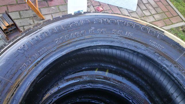 Opony zimowe Pirelli 215/60 R16 Kędzierzyn-Koźle - image 3