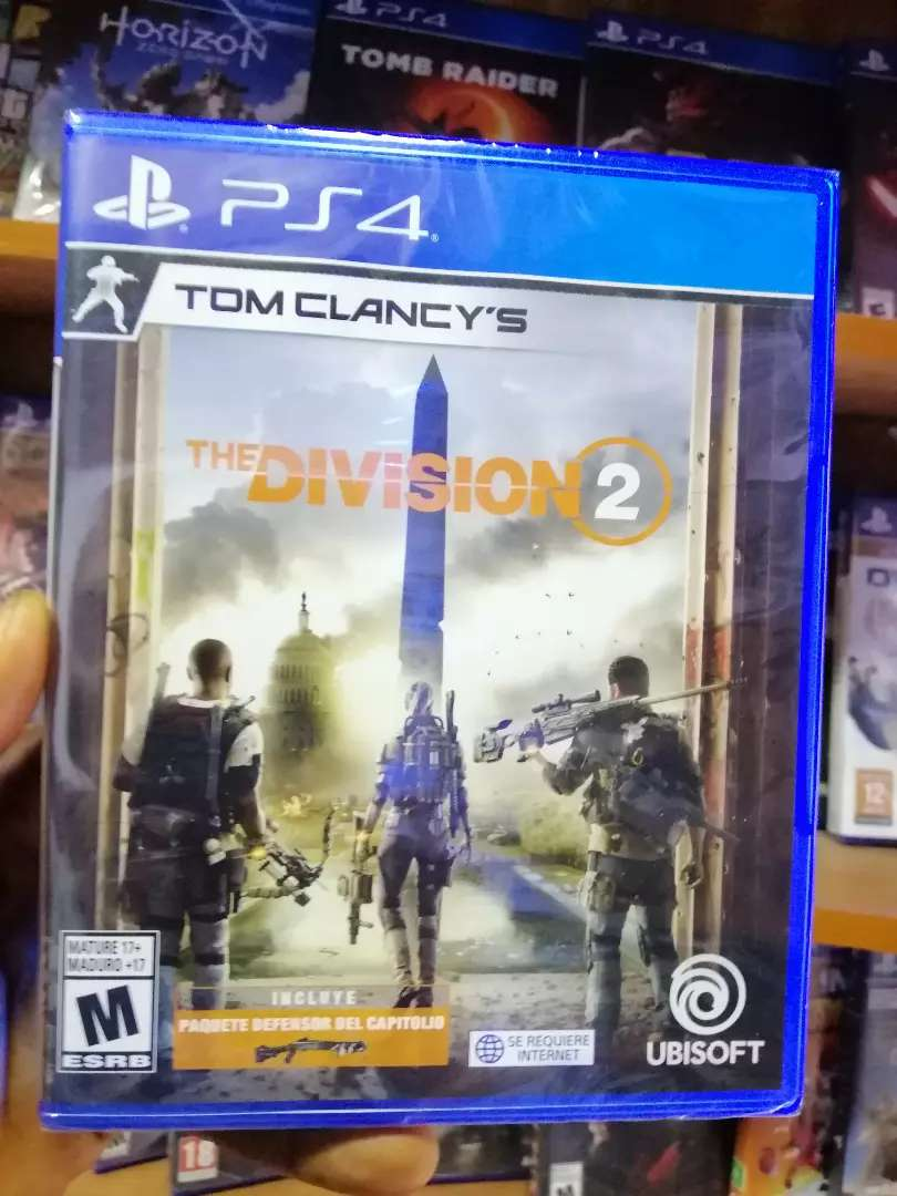 Ubisoft Tom Clancy's The Division 2 - PlayStation 4 Standard Edition 0